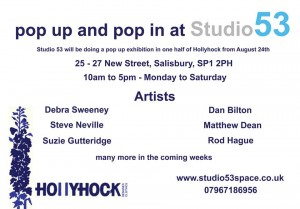 Pop Up Studio 53