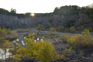 Farewell to the quarries